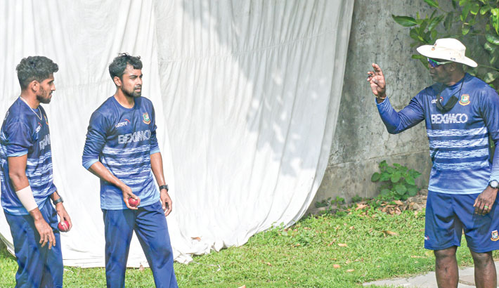 Test squad gears up