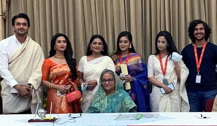Shooting of biopic on Bangabandhu starts in Mumbai
