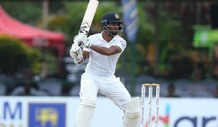 Mathews lifts Sri Lanka to 155-3 against England