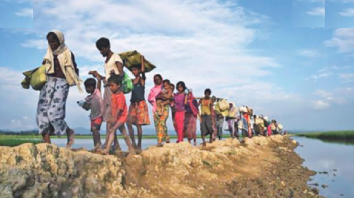 Committed to repatriating Rohingyas as per 2017 deal: Myanmar