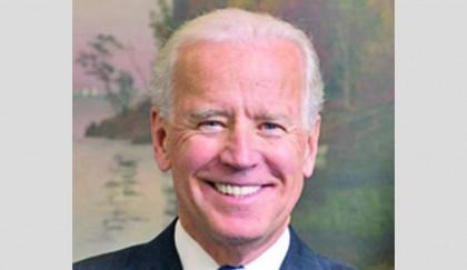 World leaders greet Biden