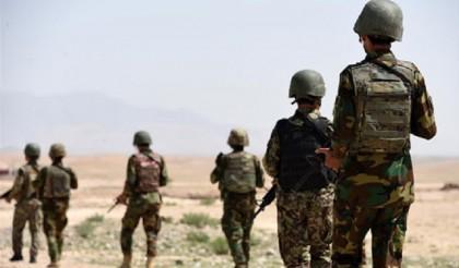 16 militants killed in Afghanistan