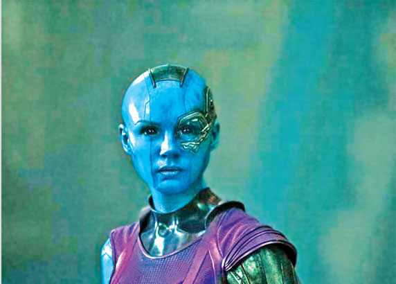 Nebula will be back in 'Thor: Love And Thunder'