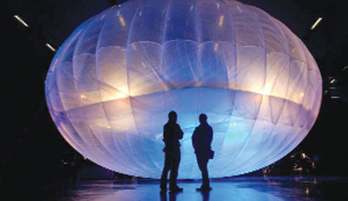Alphabet closes down project 'Loon'