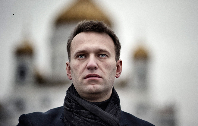 Navalny's wife Yulia detained as protests in his support sweep across Russia