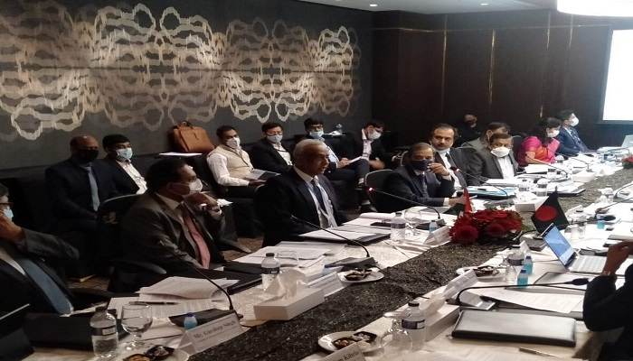 India-Bangladesh co-op in power sector discussed
