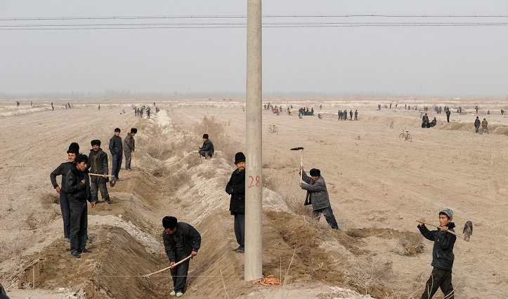 What the West can do about China's Uyghur labour camps