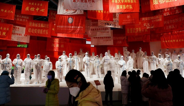 Wuhan marks its anniversary with triumph and denial