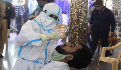 India reports 14K new Covid-19 cases, 152 deaths
