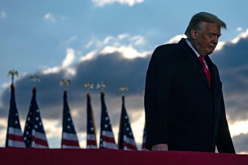 Trump impeachment trial to begin  February 8