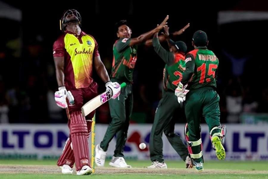 Bangladesh eye West Indies whitewash