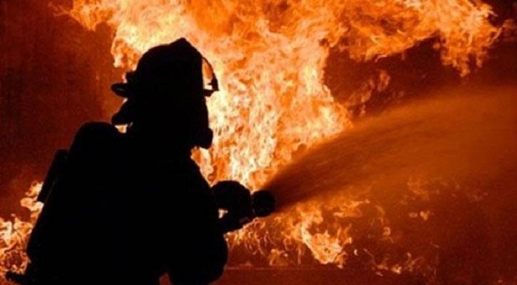 Kamalapur garment factory fire brought under control