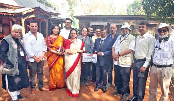 Shooting of Bangabandhu's biopic begins in Mumbai