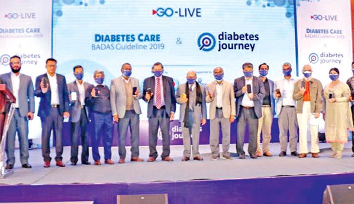 BADAS disseminates diabetes app