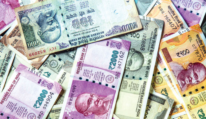 Indian rupee settles at 72.97 against dollar