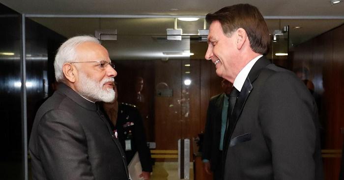 Covid-19: Brazil president thanks India for 'sanjeevani booti' vaccines, tweets image of Hanuman