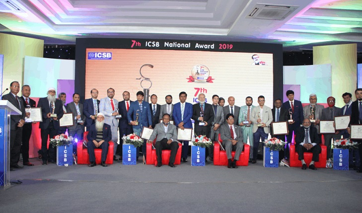 Thirty five companies get ICSB award for corporate governance excellence