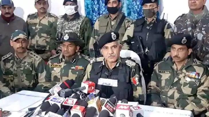 Pakistan dug tunnel in J-K's Pansar from zero-line, says BSF IG