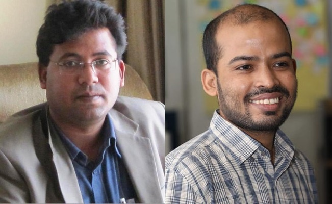 Kaler Kantho's Masud Rumee, Banglanews24's Shahed receive AmCham Frontline Journalism Award