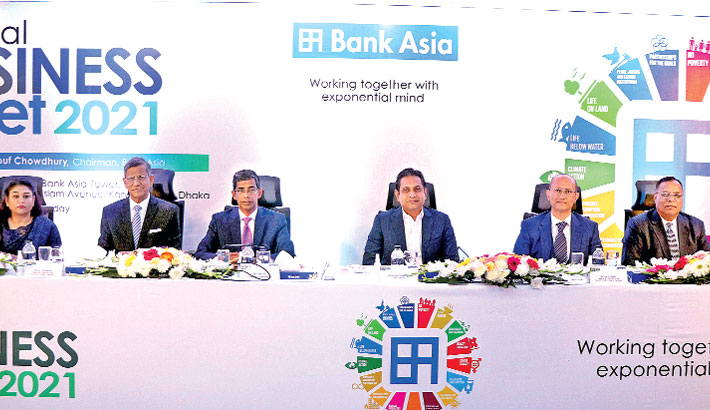 Bank Asia holds annual business meet