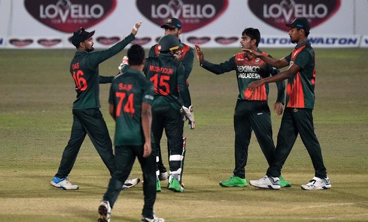 Bangladesh sweep ODI series 3-0 against West Indies