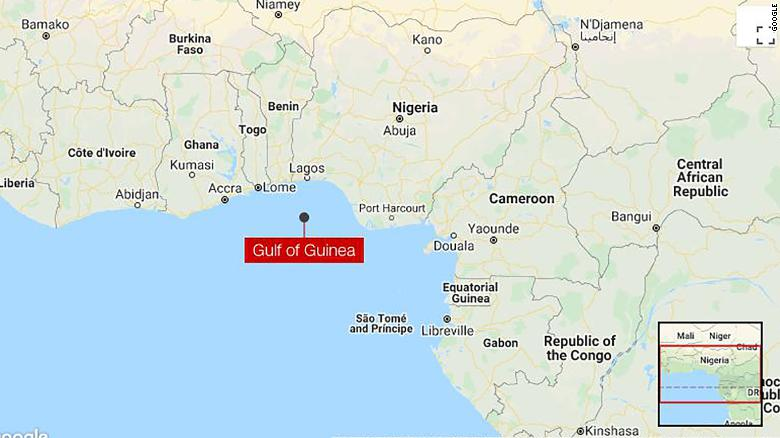 Pirates kidnap 15 sailors in attack on Turkish container ship off coast of Nigeria