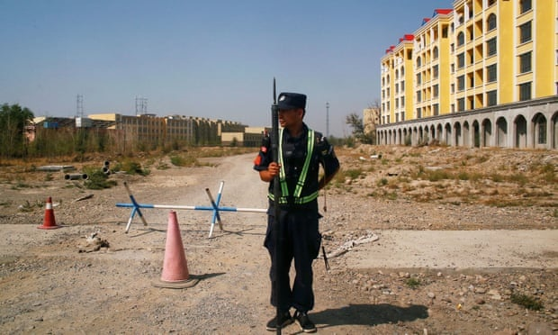 The right condemns China over its Uighur abuses. The left must do so too