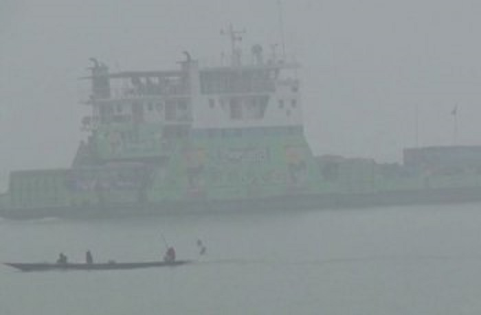 Ferry services on Shimulia-Banglabazar route resume after 12 hrs