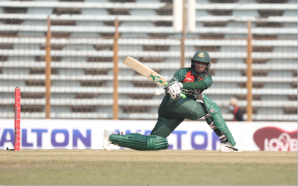 Bangladesh moves up at No.2 in WC Super League standings