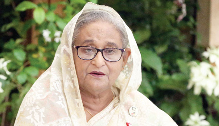 Hasina seeks more actions than words on climate