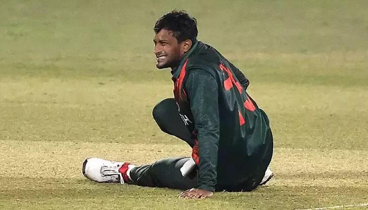 Shakib Al Hasan in doubt for New Zealand tour