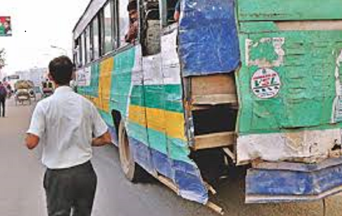 Unfit vehicles in Bangladesh: the number without certificates soars to 4,81,029