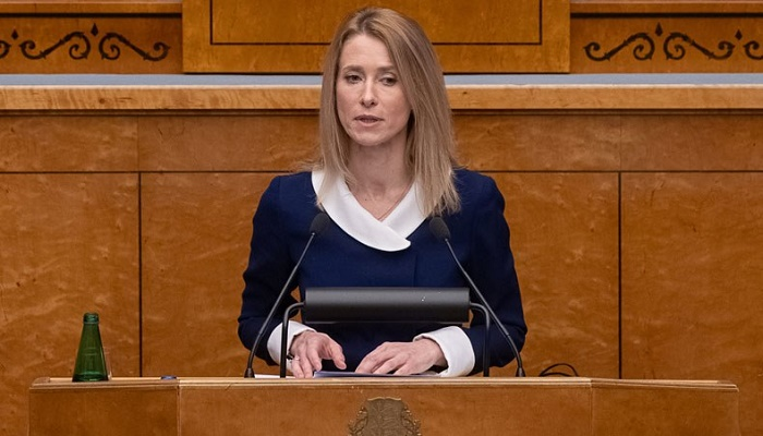 Estonia gets first female prime minister