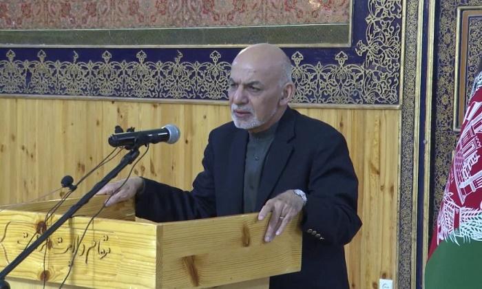 Ashraf Ghani: Taliban should sever ties with Pakistan