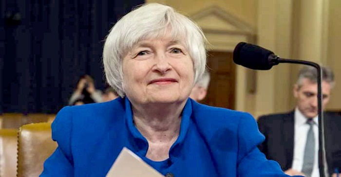 US Senate confirms Yellen as first female Treasury secretary
