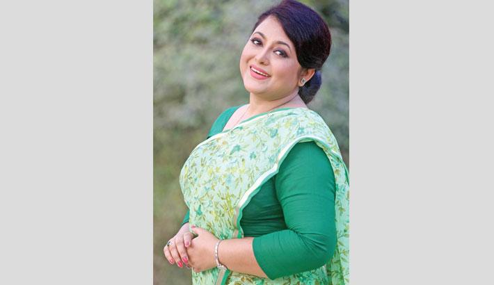 Shahnoor joins 'Ashirbad'