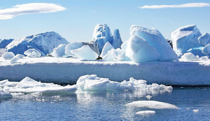 Global ice sheets melting at 'worst-case' rates