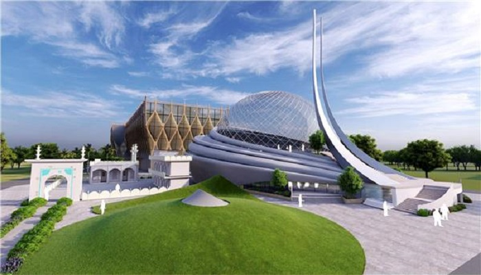 UP Sunni board finally starts rebuilding of Babri mosque in Ayodhya
