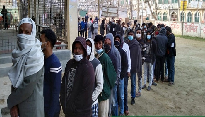 Chattogram city polls underway