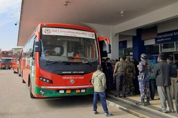 150 more UK returnees put in quarantine in Sylhet