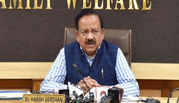 147 districts recorded no new Covid-19 cases in India last week: Health minister