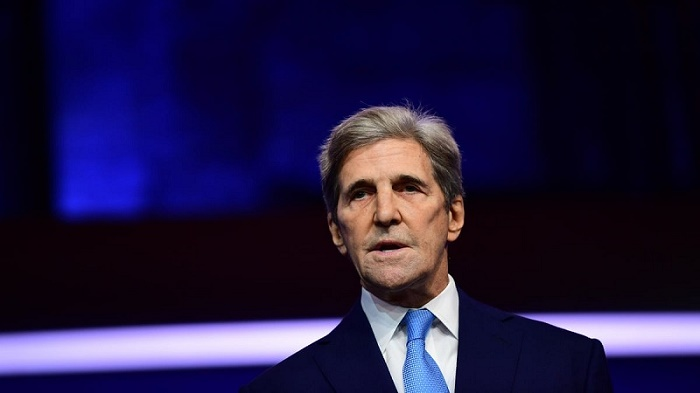 John Kerry: UK climate summit is world's 'last best chance'