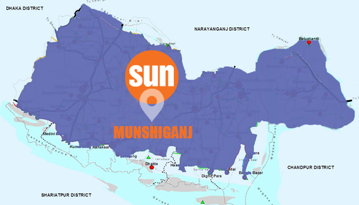 2 workers killed in Munshiganj mudslide