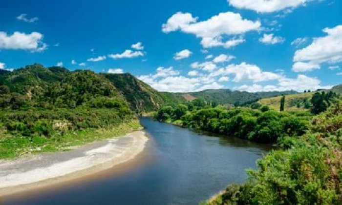 'Rivers have the right to flow freely'