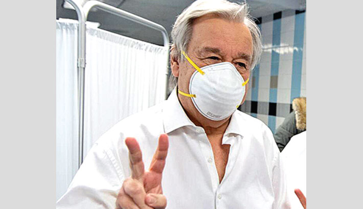 India's vaccine  production capacity  one of world's best  assets: UN chief