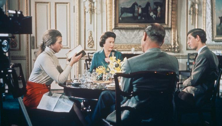 British royal family documentary, 'banned' for decades, is leaked onto YouTube