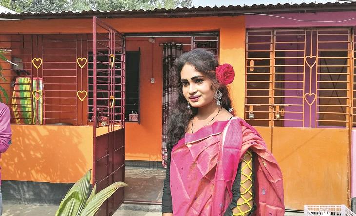 Transgender people exult over getting homes