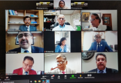 BFP-B holds virtual Closing Event on Microfinance Credit Information Bureau