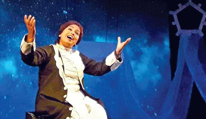 'Helen Killer' staged at Shilpakala Academy