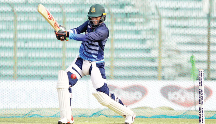 Shakib back in Test fold